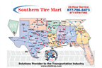 Southern Tire Mart in Louisiana